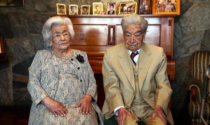 Смртта ја раздели најстарата брачна двојка во светот по 79 години