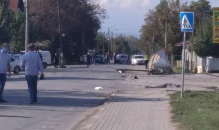 10-годишното дете кое што настрада во сообраќајката кај Трубарево им подлегна на повредите