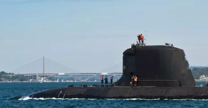 Франција ја лансира од подморница својата прва крстосувачка ракета