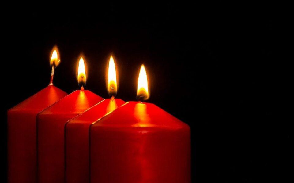 Поучна приказна: Четири свеќи гореле полека…