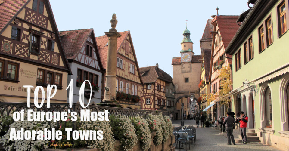 Топ 10 средновековни места за посета во Европа
