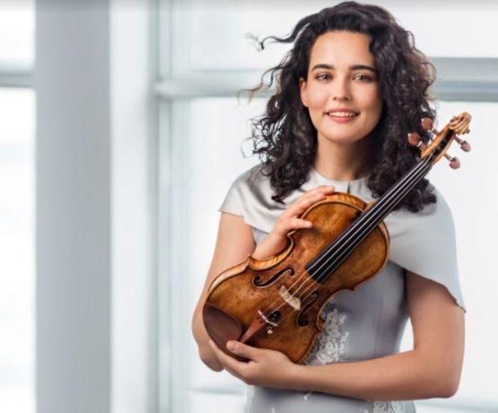 Концерт со виртуозната Алена Баева