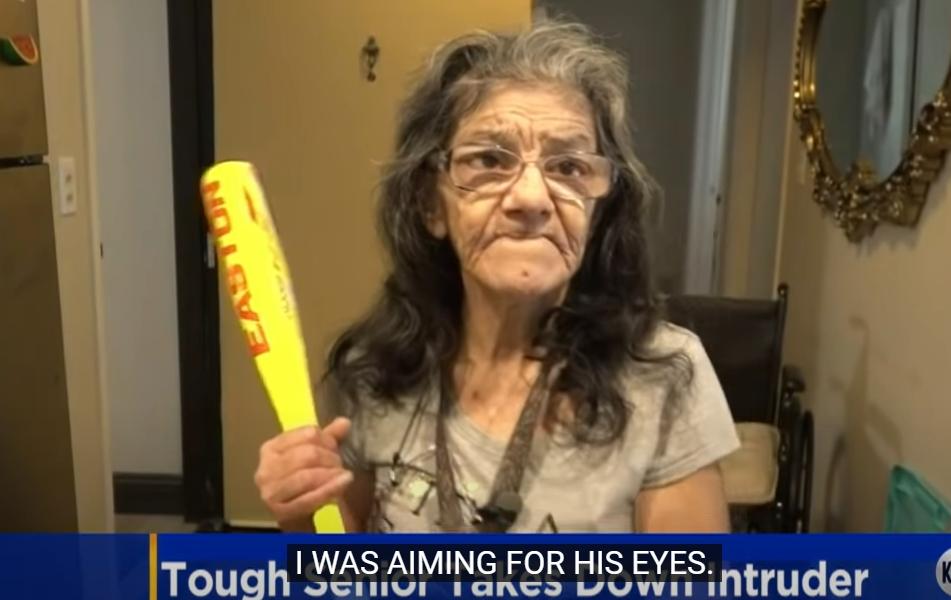 Нападнал старица, но брзо зажалил: Кога ќе дознаете кој го претепа, нема да верувате (ВИДЕО)