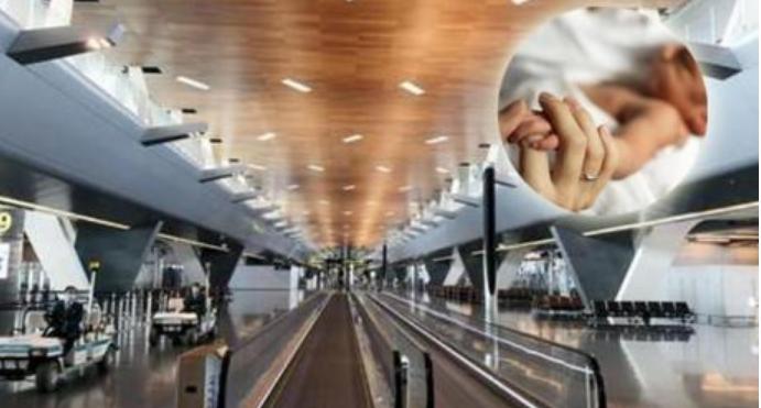 Најдено новороденче на аеродром, сите патнички поминале голгота во Доха (ВИДЕО)