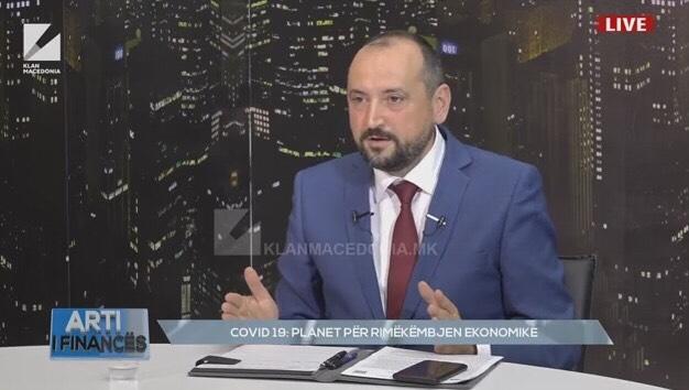 ВМРО-ДПМНЕ: После 4 години власт на Заев и СДСМ, Битиќи се фали со инвестиции од време на ВМРО-ДПМНЕ што покажува дека ништо не работат