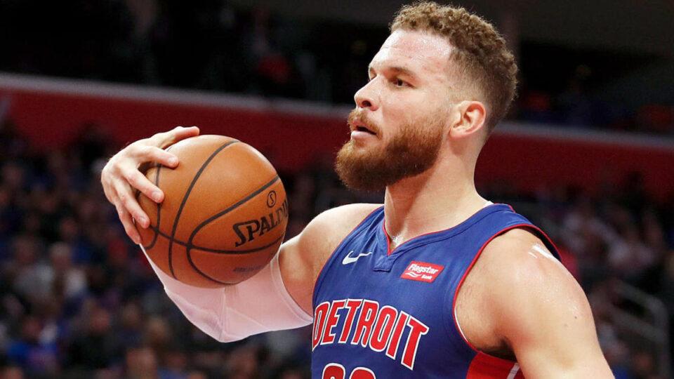 Неколку НБА тимови покажуваат интерес за Блејк Грифин