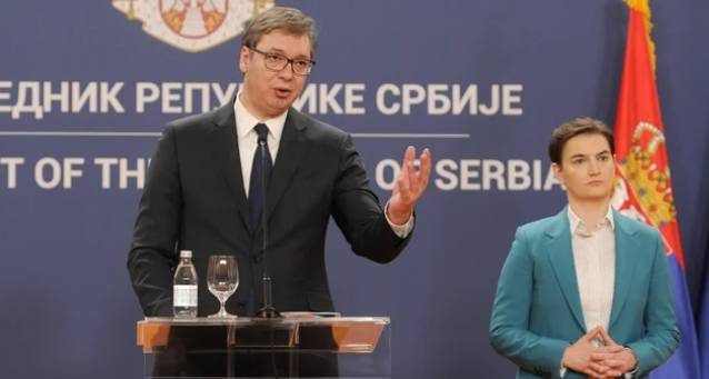 """Инцидентите во Митровица се провокација против Србите"""
