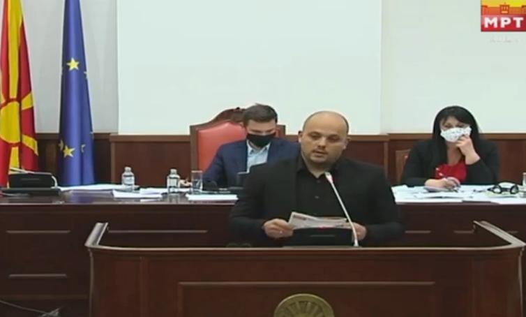 Костовски: Локалната и централната власт на СДСМ немаат слух за проблемите на граѓаните на Општина Бутел
