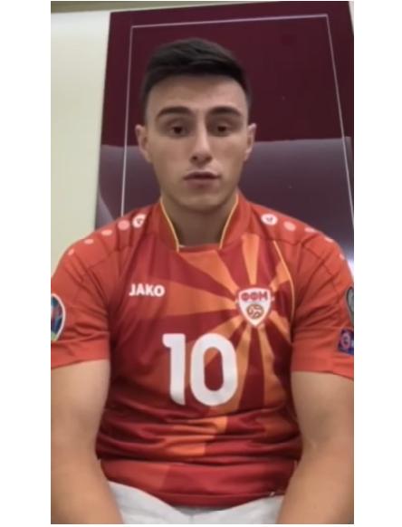 ВИДЕО: Мотивација до небото – Елиф Елмас со емотивно видео пред натпреварот ги бодрел соиграчите !