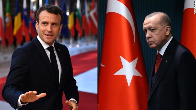 Не се смируваат односите меѓу Анкара и Париз