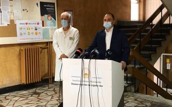 ВМРО-ДПМНЕ: Комисијата и Филипче да си дадат оставки, 870 заболени и 14 починати за еден ден се заради нивната неспособност