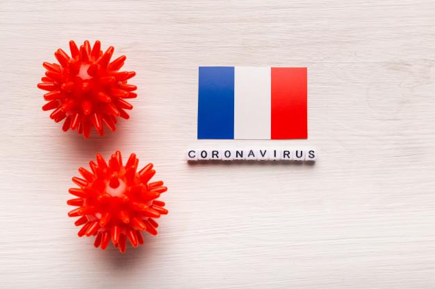 Продолжува да опаѓа бројот на новозаразени со Ковид-19 во Франција