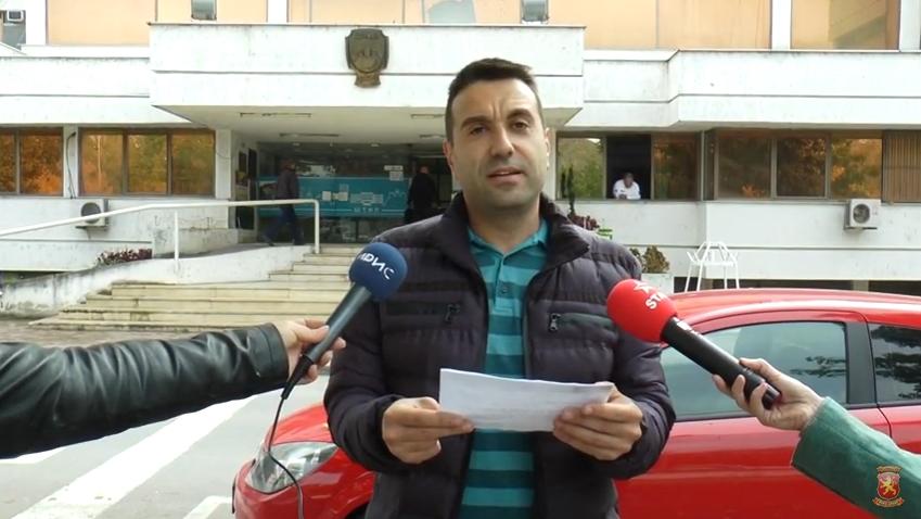 Ефтимов: Непреземањето на мерки, деновиве резултираа со високи бројки, висока смртност меѓу граѓаните на Штип