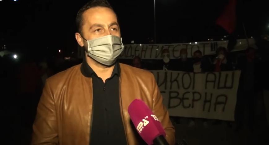 Тошевски од Битола: Мафијата сака уништена правна држава, угнетен и исплашен народ со срушено достоинство