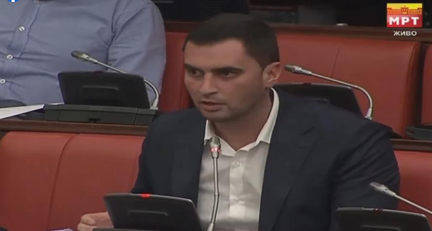Јаулески кон Адеми: Со овој ребаланс на буџет го уривате системот кој треба да ја гради Македонија