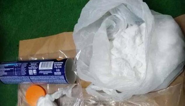 ФОТО: Полицијата заплени сто грама кокаин