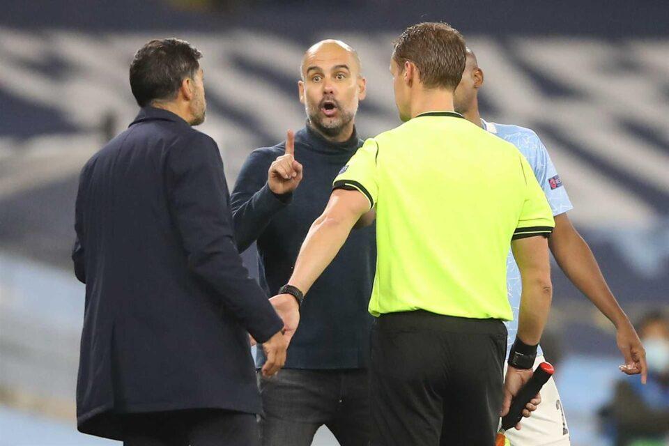 Тренерот на Порто го нападна Гвардиола