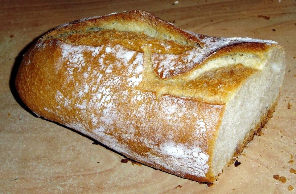 Страната од лебот: Приказна за долг и среќен брак