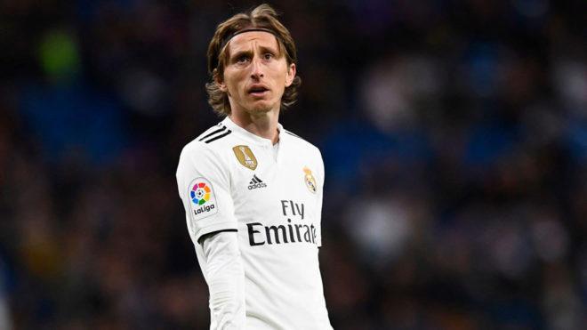 Модриќ: Моето семејство го сака Мадрид, сакам да ја завршам кариерата во Реал