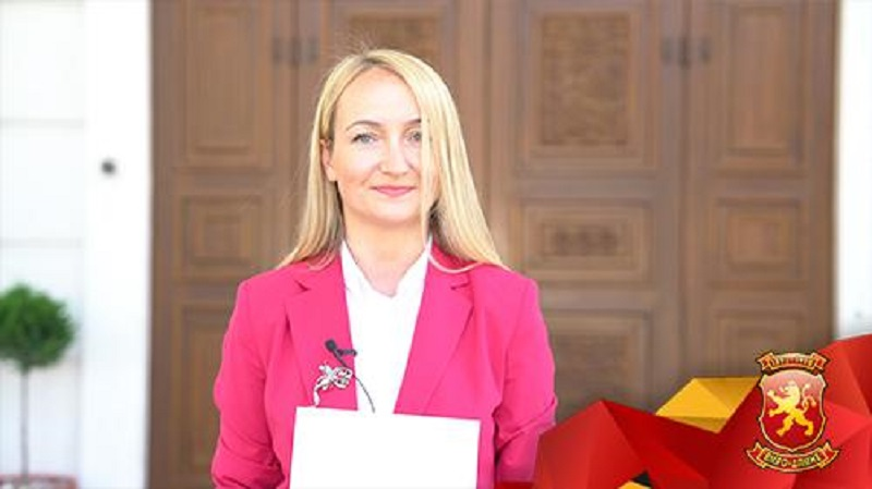 Петрушевска до СДСМ: Срамота, велите дека ребалансот е оптимистички, а имаме суштинско кратење во делот за младите