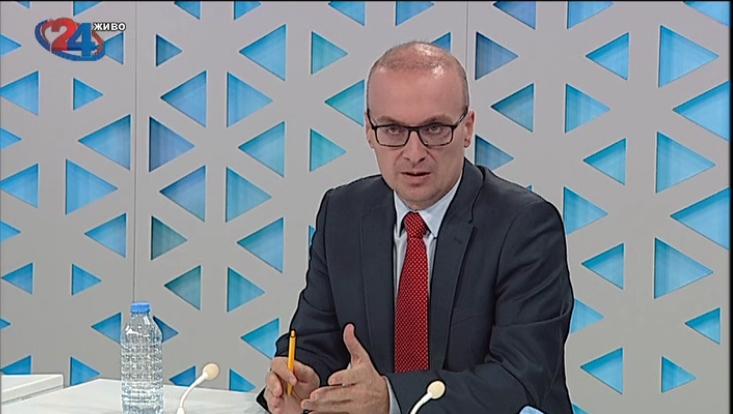 Милошоски: Владата и Филипче експериментираат со граѓаните, нема конкретни мерки кои ќе помогнат во борбата со коронавирусот