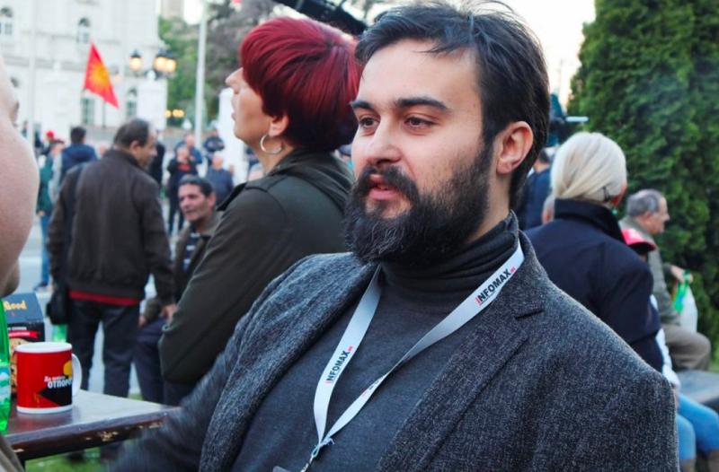 Митовски: Рекетот беше тема на годината , правосудниот систем падна на испитот