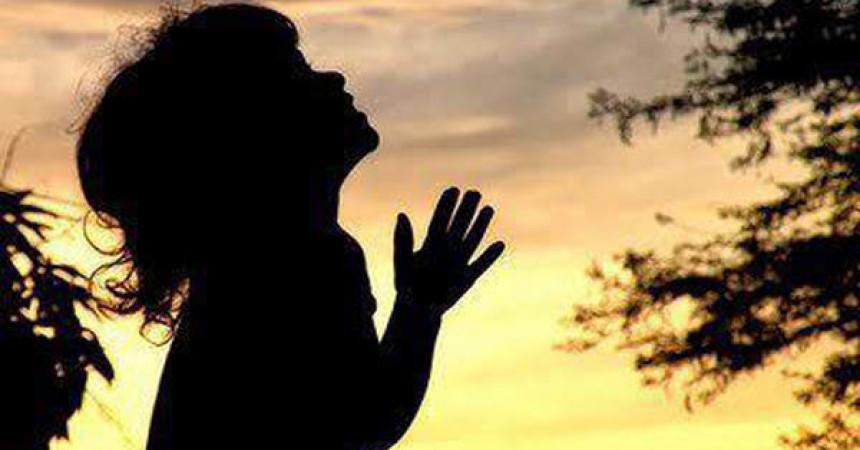 Прекрасна молитва: Зборови кои ќе допрат до вашата душа