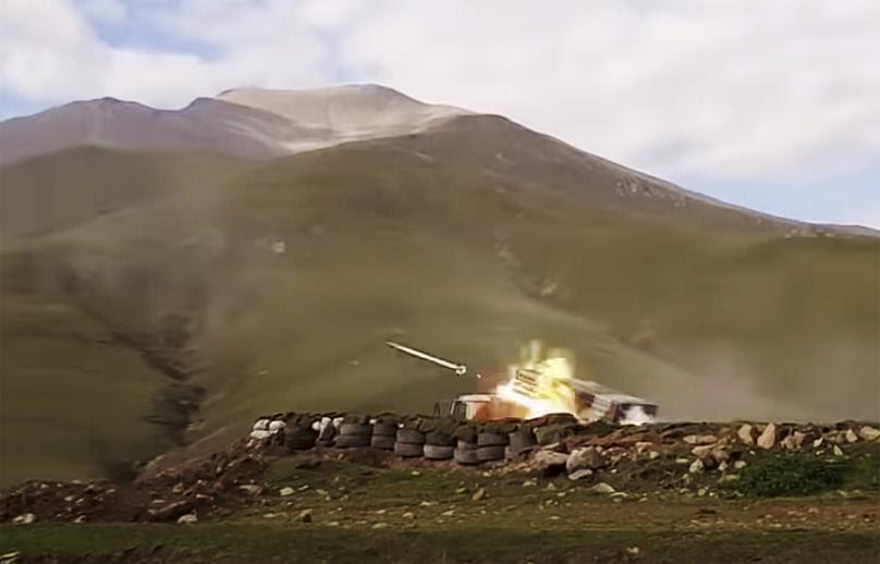 Продолжуваа борбите во Нагорно-Карабах