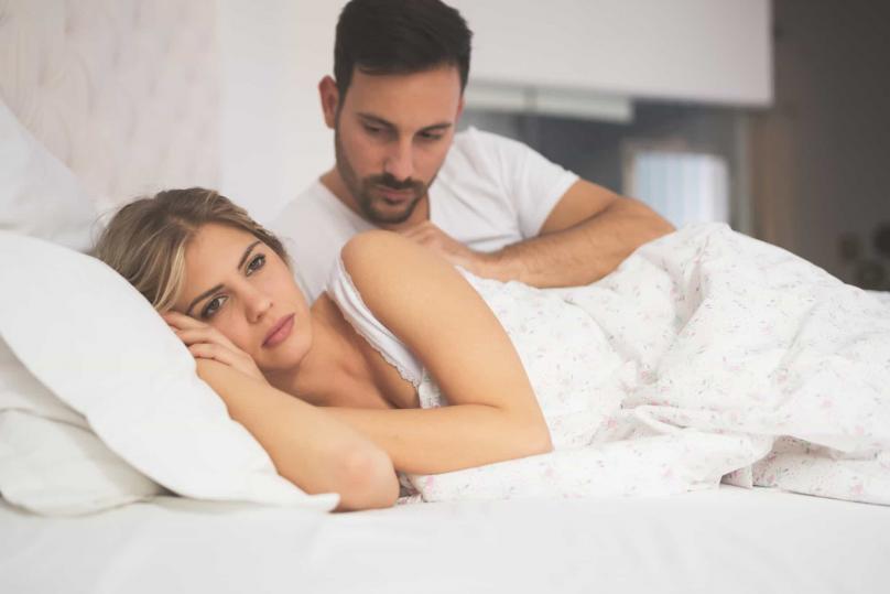 Што ја убива желбата за секс кај жените?