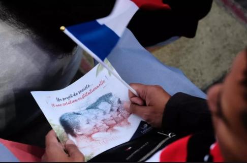 Нова Каледонија на втор референдум за независност од Франција