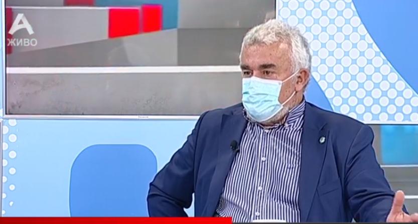 Пановски: Мерката за носење на маски на отворено ќе предизвика контра ефект, граѓаните ќе се собираат внатре и повеќе ќе се заразат од КОВИД-19