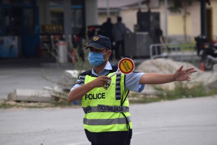 МВР: Во Скопје казнети 290 возачи – 25 се без возачка