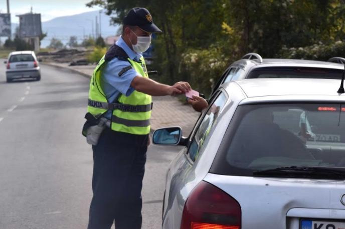 Во Сарај казнети 102 возачи – 22 д нив возеле без возачка дозвола