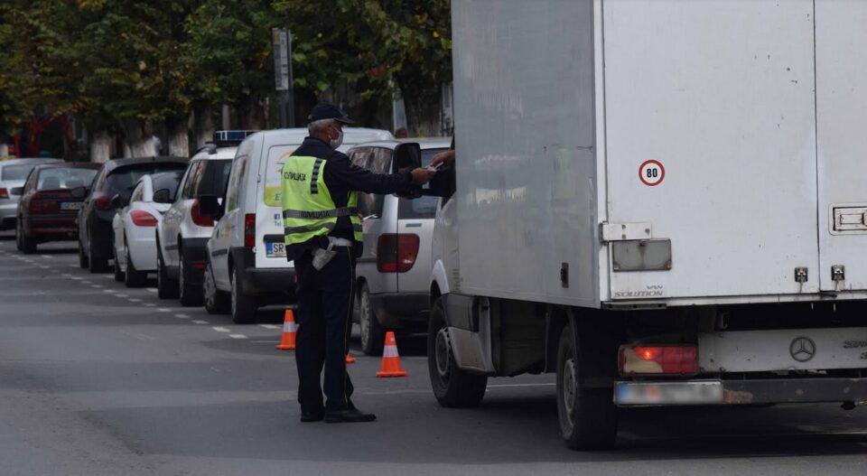 Во Струмица казнети 60 возачи за 60 минути