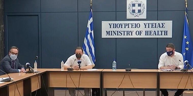 Рекорден број нови случаи на Ковид-19 во Грција