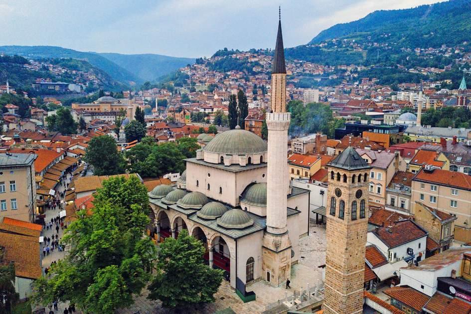 Сараево под клуч за викенд