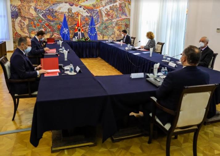 Почна седницата на Советот за безбедност, ќе расправа за состојбата со Ковид-19