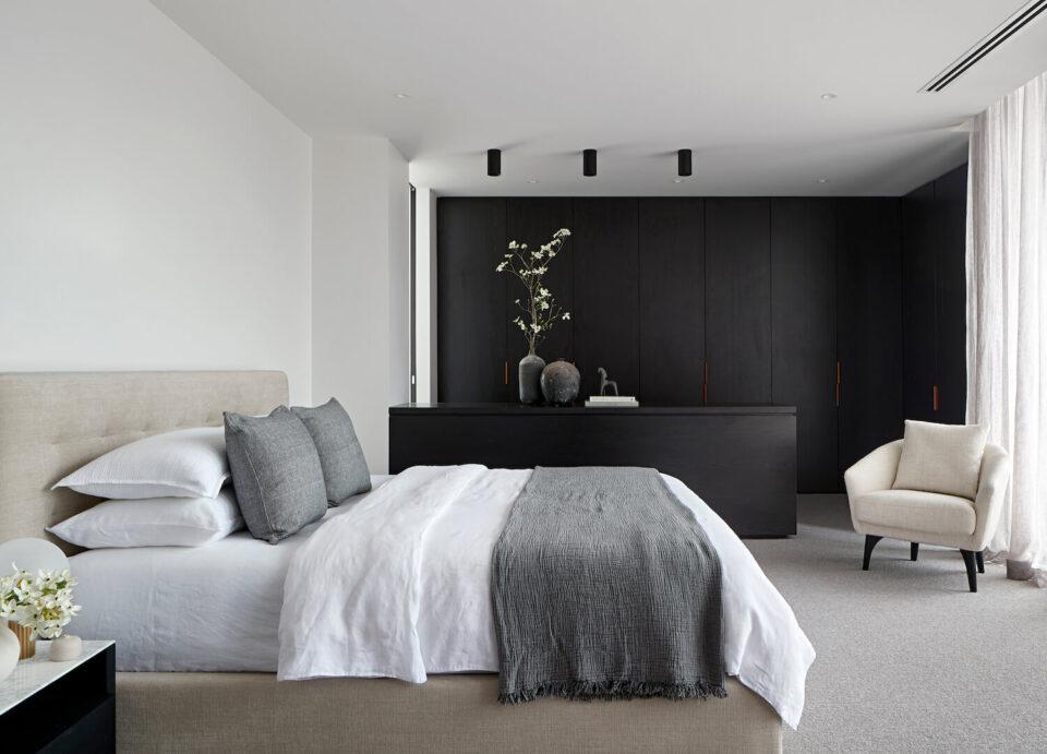 Бои кои не се препорачуваат за ѕидот во спалната соба