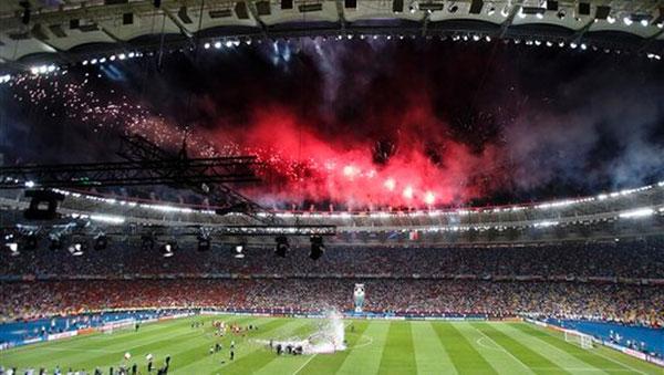 """Јувентус во Киев на """"Олимпискиот стадион"""" утре ќе го дочекаат 20 илјади навивачи"""