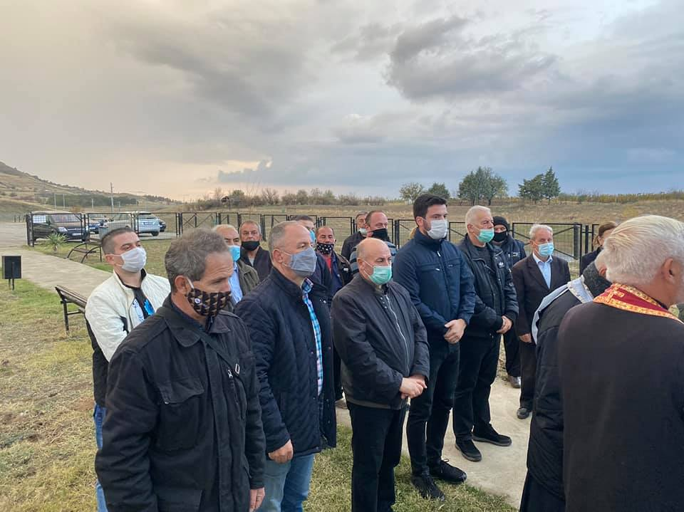 ВМРО-ДПМНЕ во Штип обединето: Празникот заедно го чествуваа поранешниот градоначалник Захариев, пратеникот Јорданов и екс-пратеникот Димков