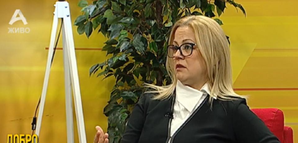 Стојаноска: Договорот со Бугарија е пораз за Македонија, власта да си поднесе оставка
