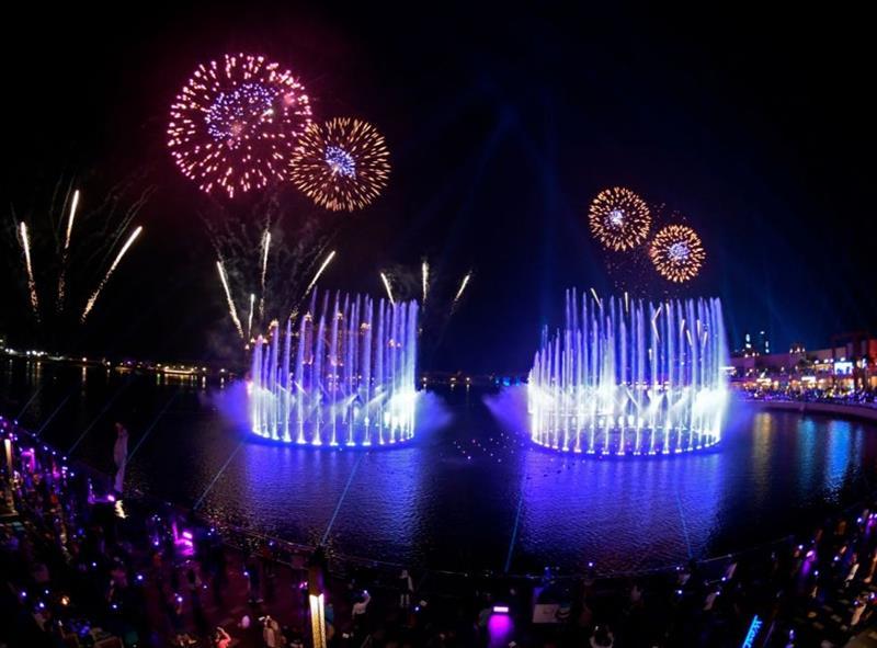 ВИДЕО: Дубаи ја претстави најголемата фонтана на светот