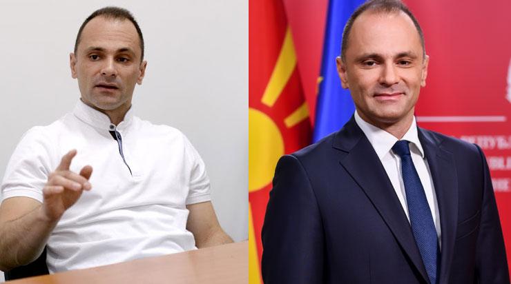 Венко против Филипче, докторот наспроти политичарот: Треба ли надвор да носиме маска, министре?