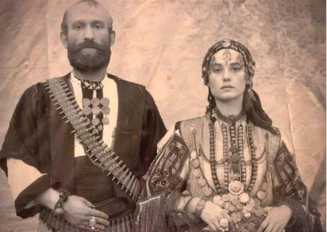 Актерите Владо Јовановски и Николина Кујача ги претставија како бугарски брачен пар! (ФОТО)
