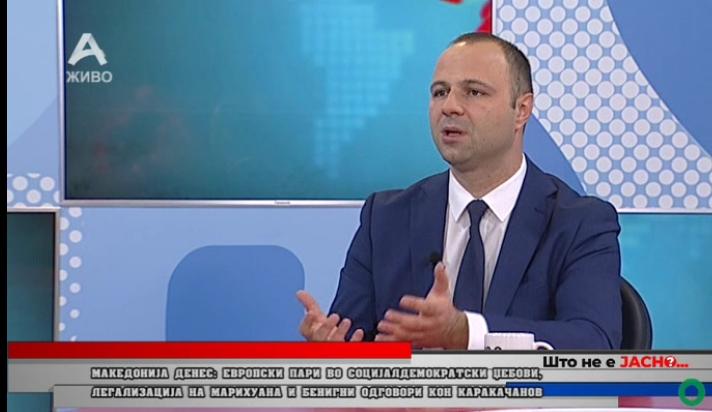 Мисајловски: Европските пари наместо да помогнат во развојот на државата, се користеле за тренирање магариња и перење пари од власта