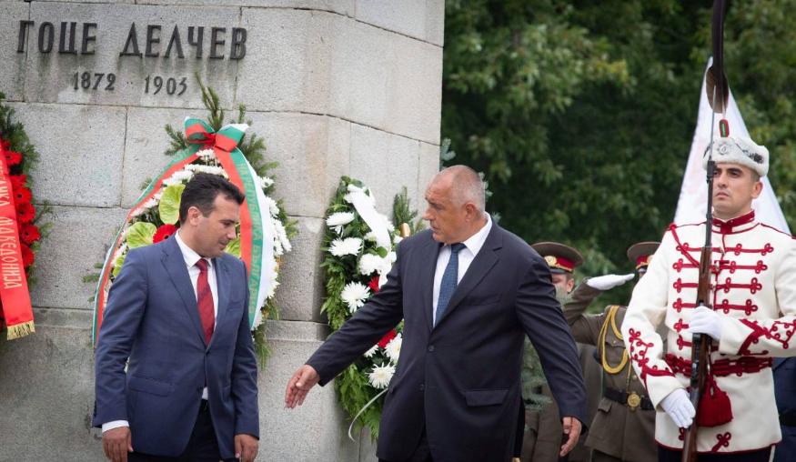 Спорот не е Делчев ниту јазикот, туку депортирањето на Евреите од Скопје – Бугарија бара Македонија да ја превземе вината за бркањето на Евреите