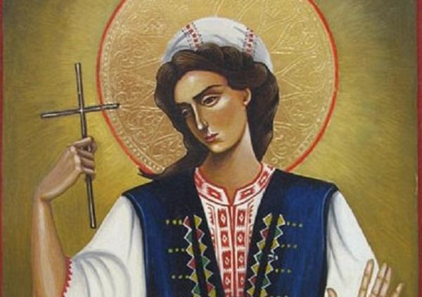 Денеска е Св. новомаченица Злата Мегленска -Пример за саможртва за својата вера