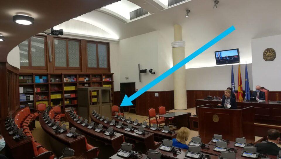 Петрушевска: Пратениците на СДСМ се кријат, не се појавија во собранието- на повидок ли е ново предавство на Македонија?