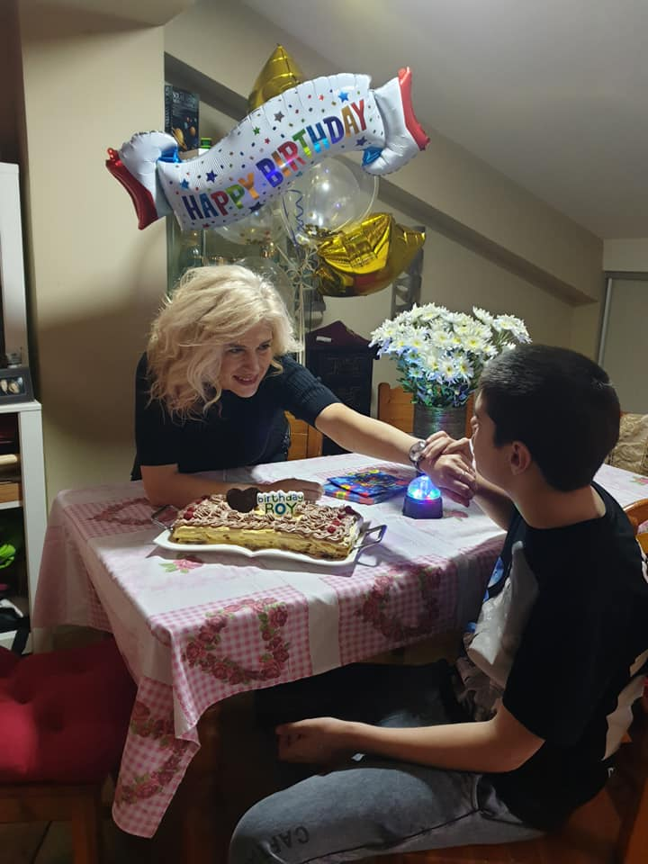 """Пејачката Ребека со емотивна порака по повод роденденот на синот Маркијан: """"Те сакам таков каков што си!"""" (ФОТО)"""