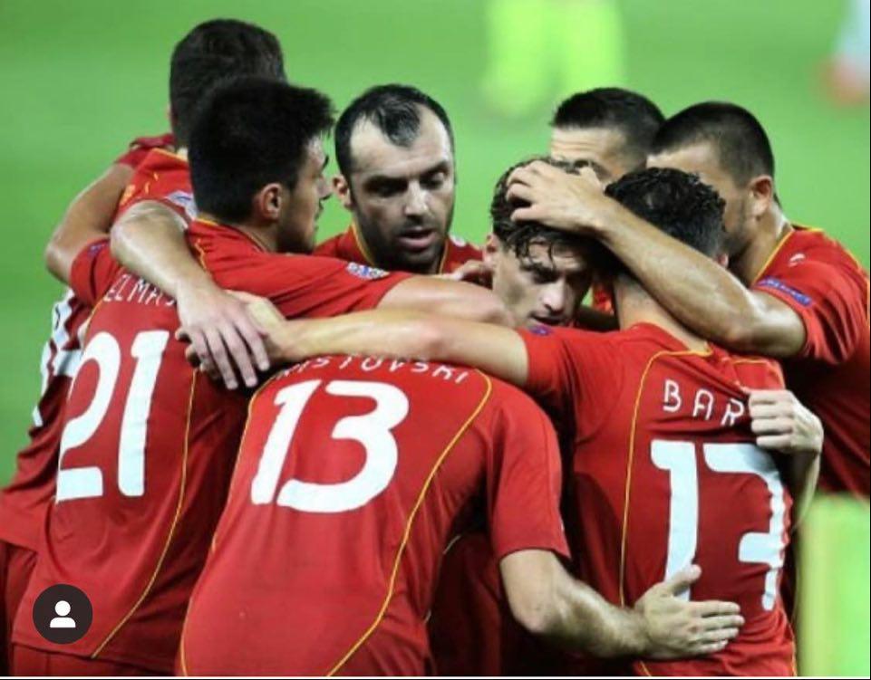 Македонскиот фудбалски репрезентативец позитивен на Ковид-19 (ФОТО)